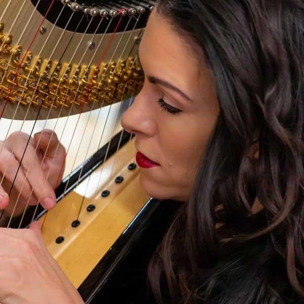Hillary Harpist