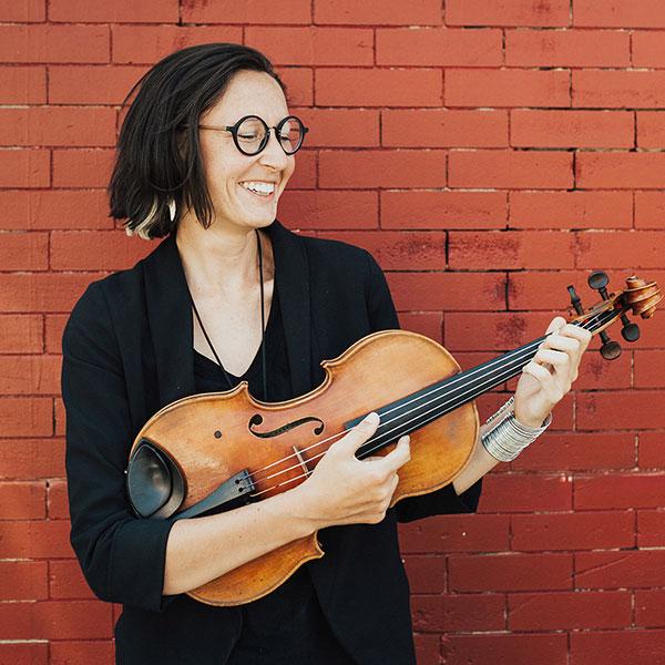 Lauren Violinist