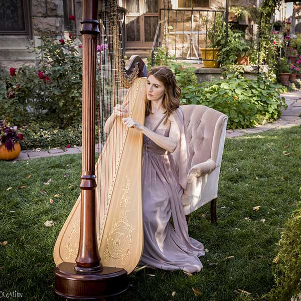 Mary Harpist