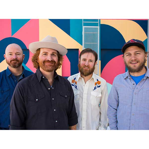 Alexs Bluegrass band Chain Station